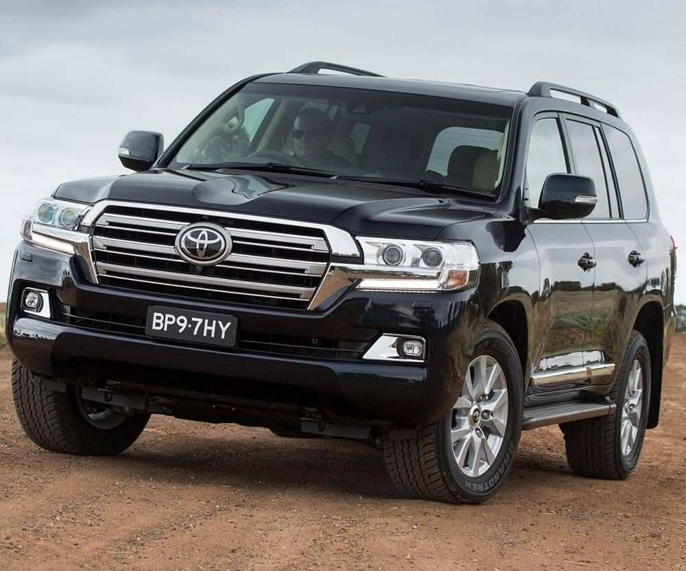 93 The 2019 Toyota Land Cruiser Diesel Release