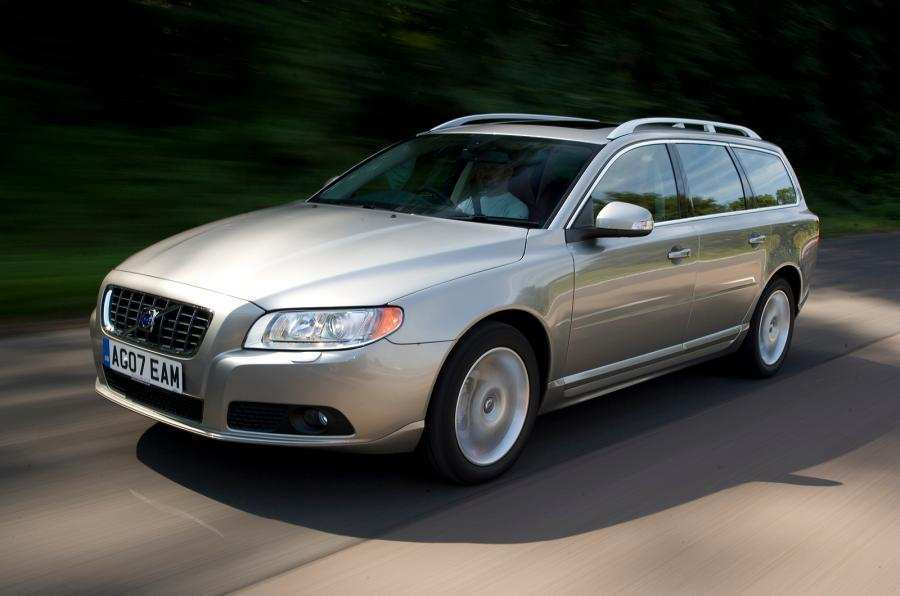 93 The 2019 Volvo V70 Photos