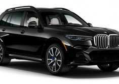 2020 BMW X7 Suv Series