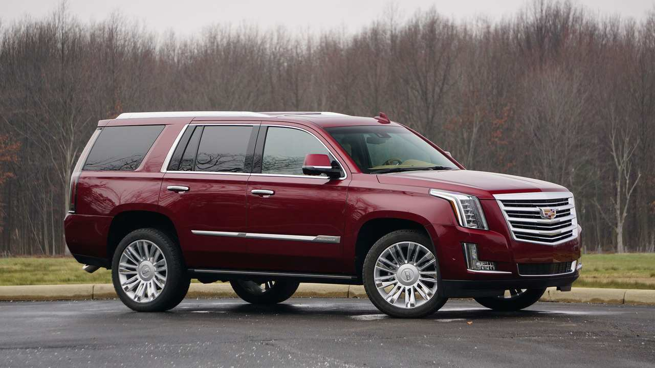 93 The 2020 Cadillac Escalade Ext Release