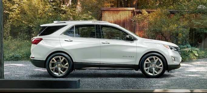93 The 2020 Chevy Equinox Price Design And Review