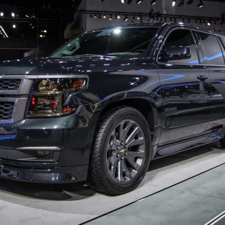 93 The 2020 Chevy Tahoe Ltz Picture