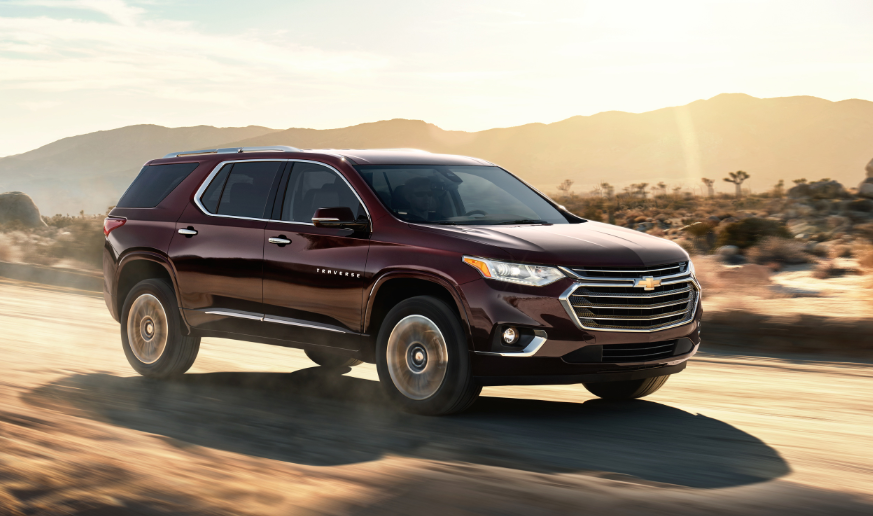 93 The 2020 Chevy Traverse Configurations