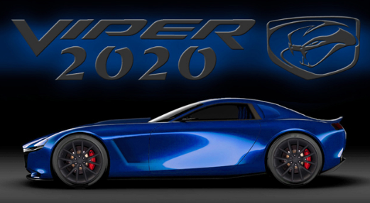 93 The 2020 Dodge Viper News Picture