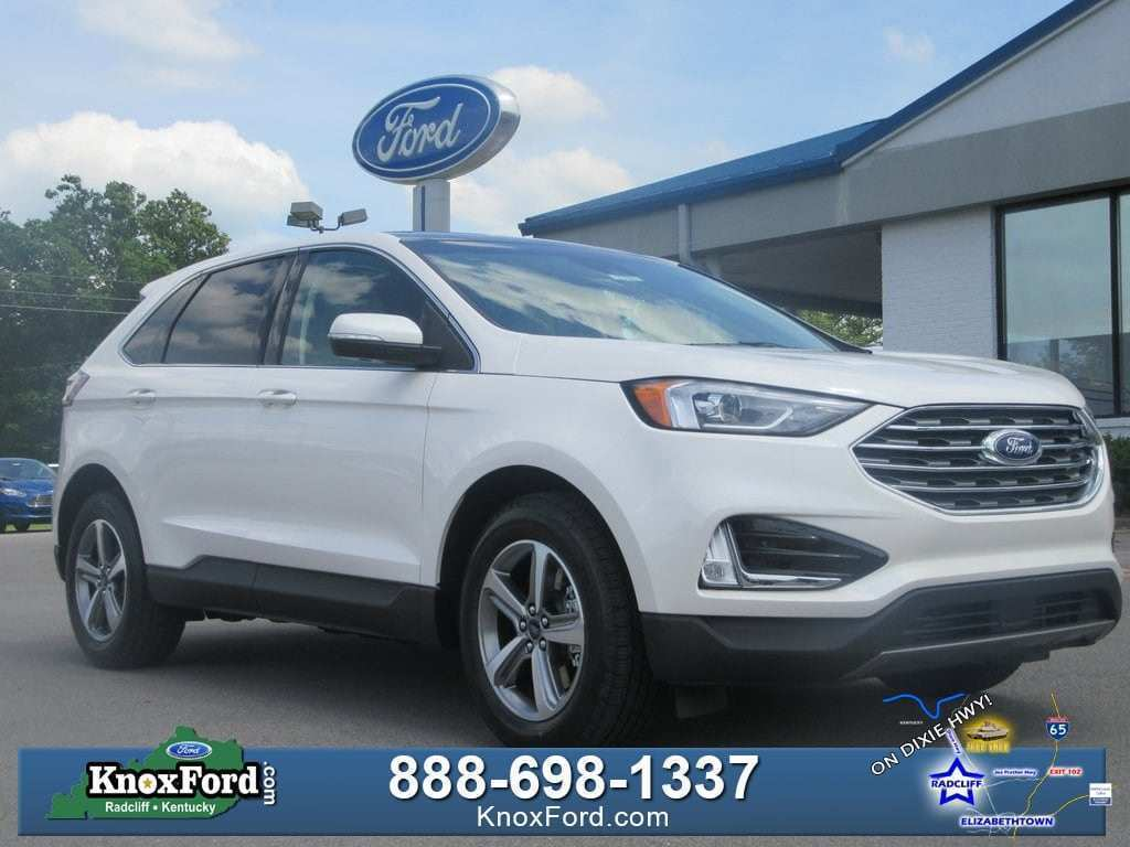 93 The 2020 Ford Edge Configurations