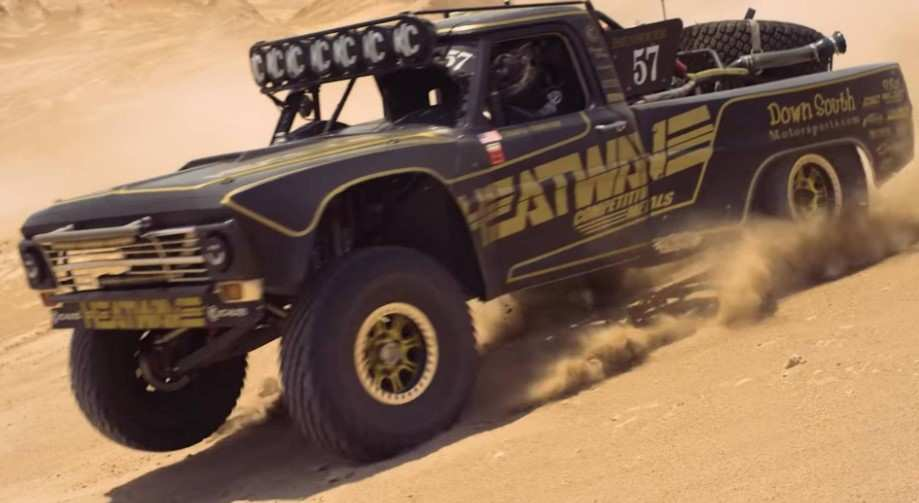 93 The 2020 Ford F100 Price