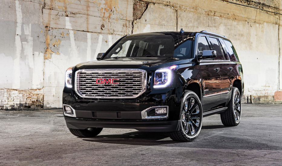 93 The 2020 GMC Yukon Denali Concept
