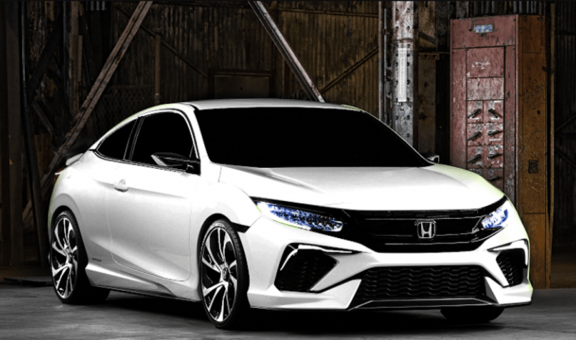 93 The 2020 Honda Civic Performance