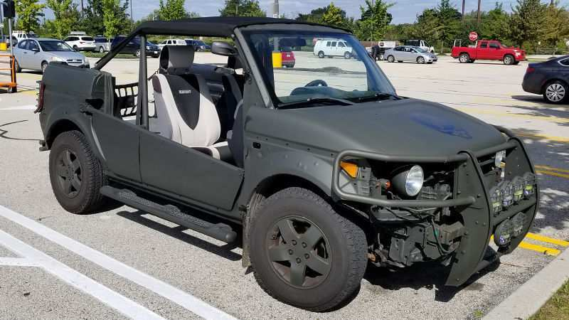 93 The 2020 Honda Element Performance And New Engine