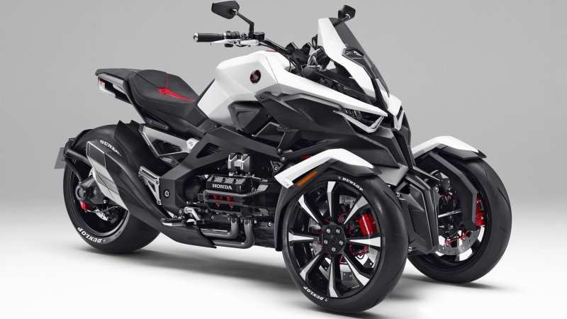 93 The 2020 Honda Goldwing Trike Style