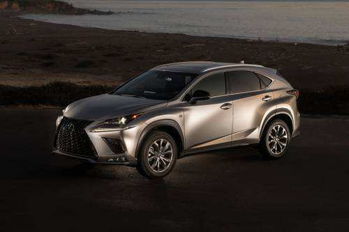 93 The 2020 Lexus Nx New Review