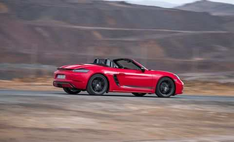 93 The 2020 Porsche Boxster S Ratings