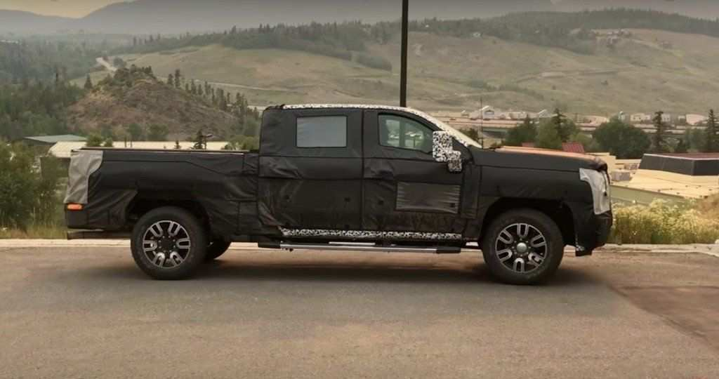 93 The 2020 Spy Silverado 1500 Diesel Spy Shoot