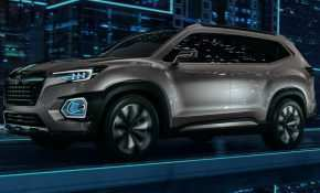 93 The 2020 Subaru Tribeca Specs And Review