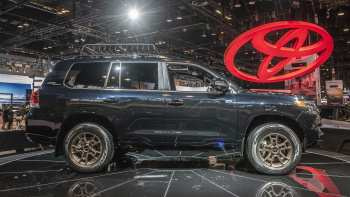 93 The 2020 Toyota Land Cruiser Specs