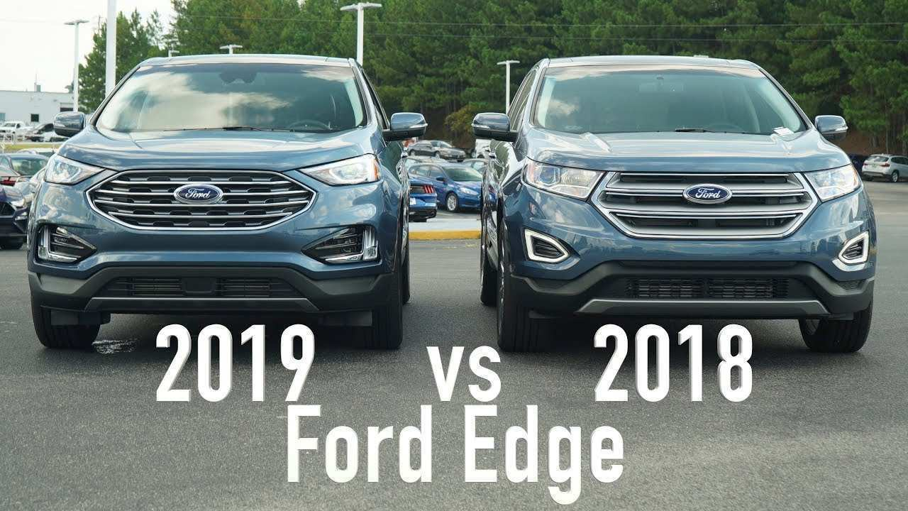 93 The Best 2019 Ford Edge Specs