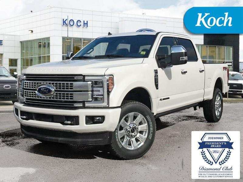 93 The Best 2019 Ford F350 Super Duty Redesign And Review
