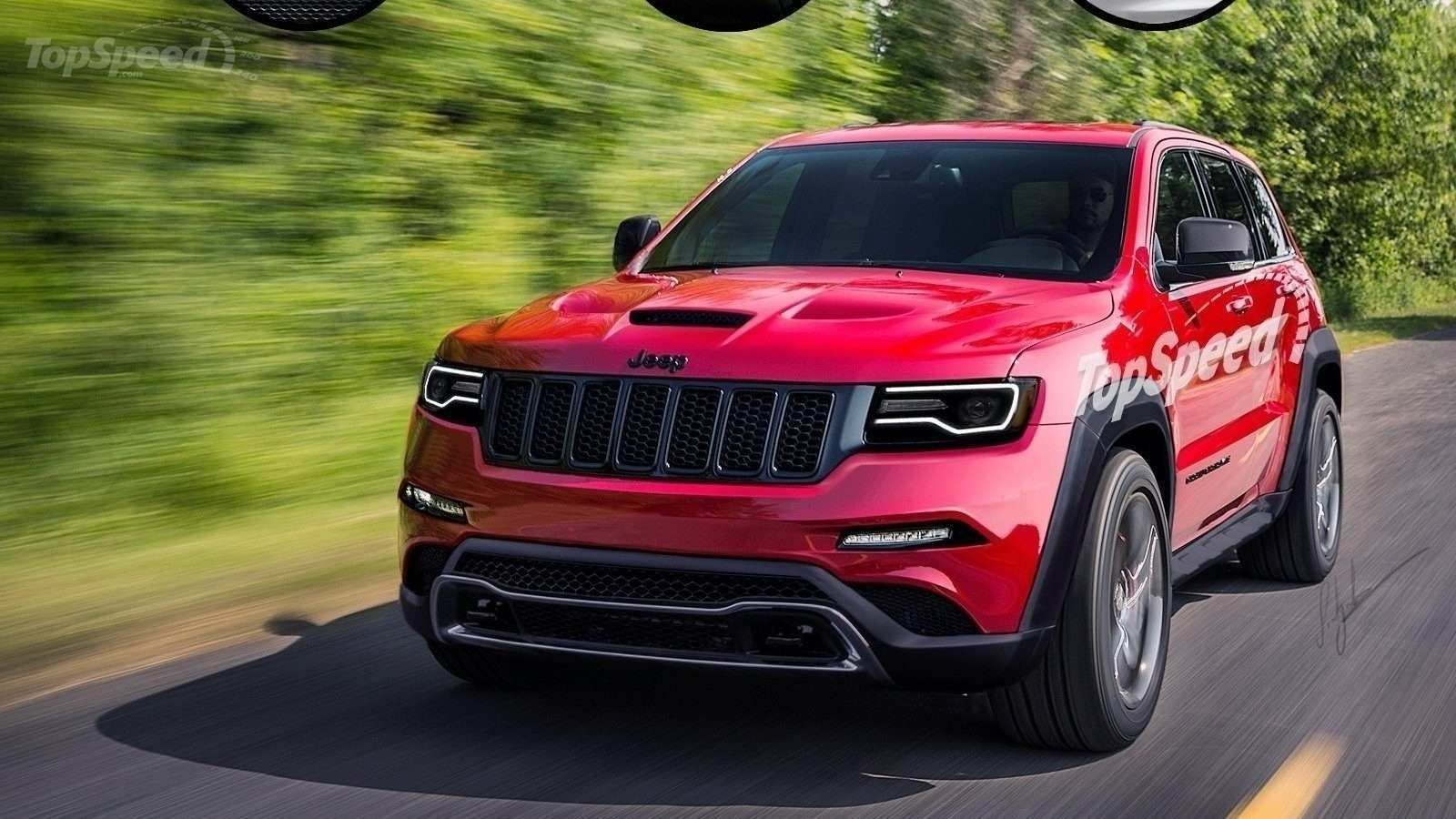 93 The Best 2019 Grand Cherokee Srt Hellcat Images