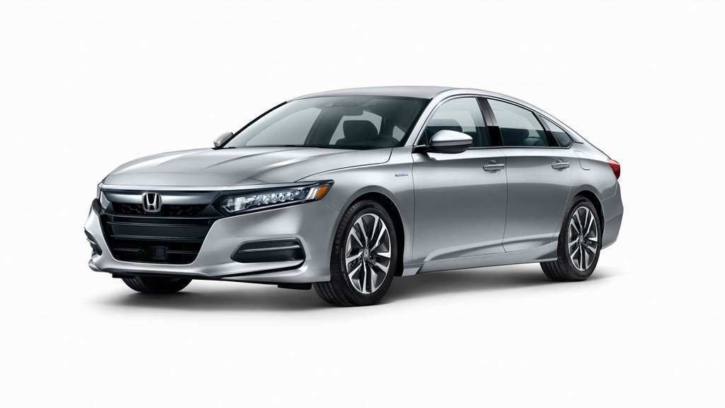 93 The Best 2019 Honda Accord Hybrid Rumors