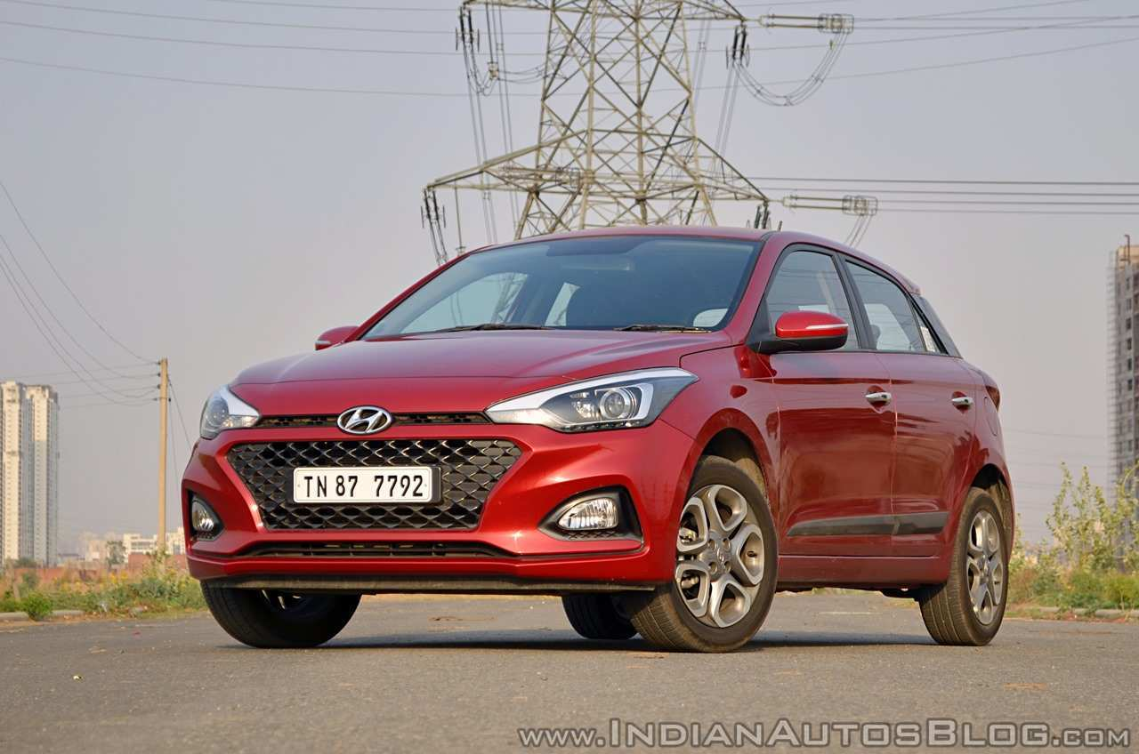 93 The Best 2019 Hyundai I20 Redesign And Review