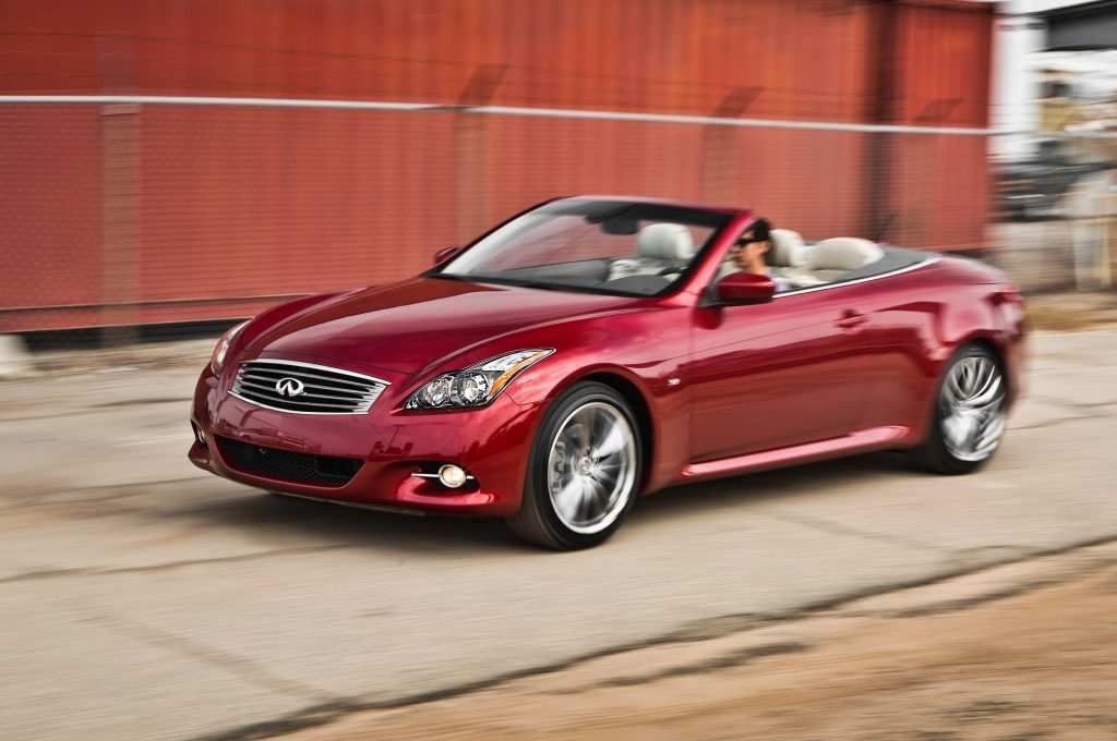 93 The Best 2019 Infiniti Q60 Coupe Convertible History