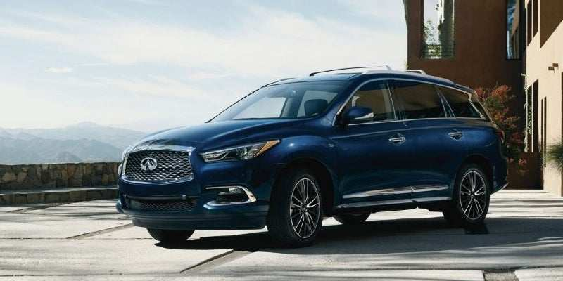 93 The Best 2019 Infiniti Qx60 Spy Shoot