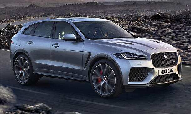 93 The Best 2019 Jaguar F Pace Svr Price Design And Review