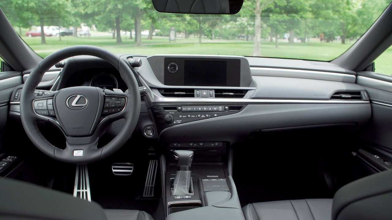 93 The Best 2019 Lexus Es 350 Interior Concept And Review