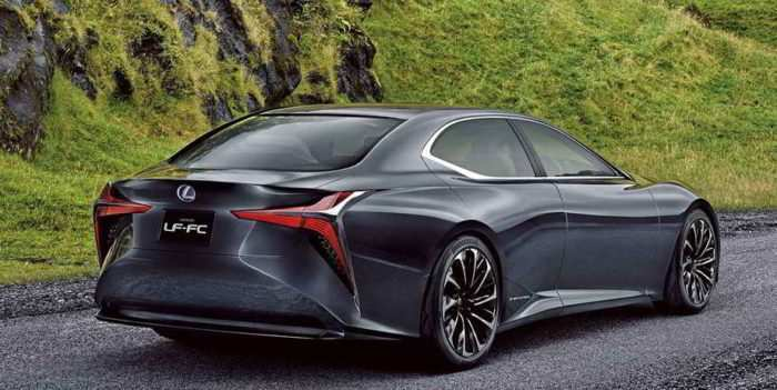 93 The Best 2019 Lexus Lf Lc Concept And Review