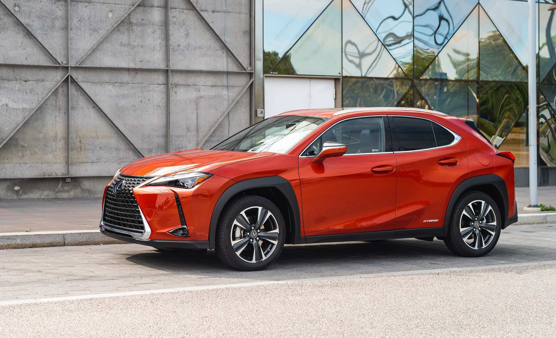 93 The Best 2019 Lexus Ux Canada Specs And Review