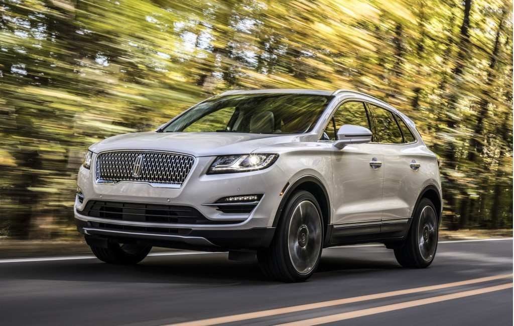 93 The Best 2019 Lincoln MKC Interior