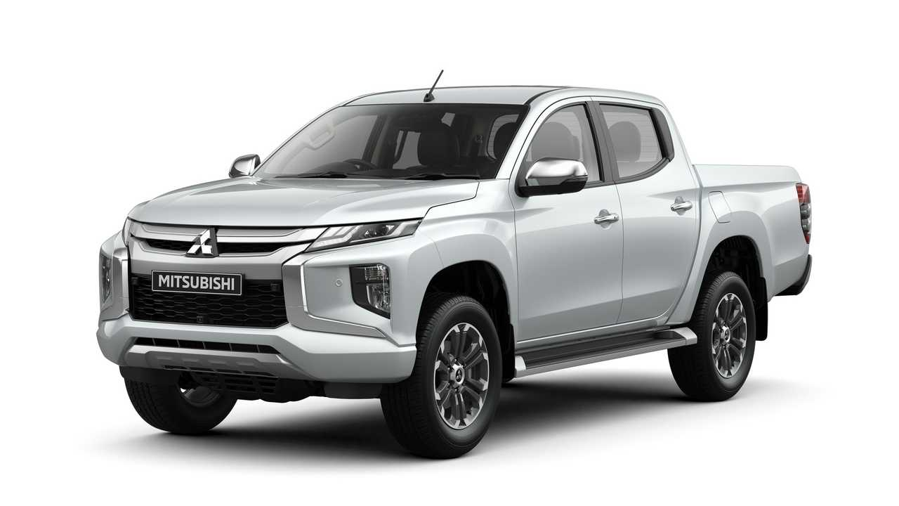 93 The Best 2019 Mitsubishi Triton New Review