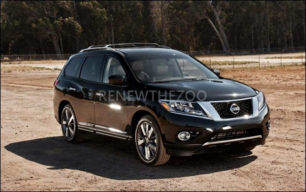 93 The Best 2019 Nissan Pathfinder Hybrid Exterior