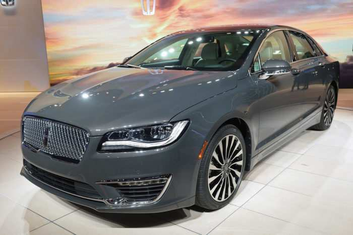 93 The Best 2019 Spy Shots Lincoln Mkz Sedan Speed Test