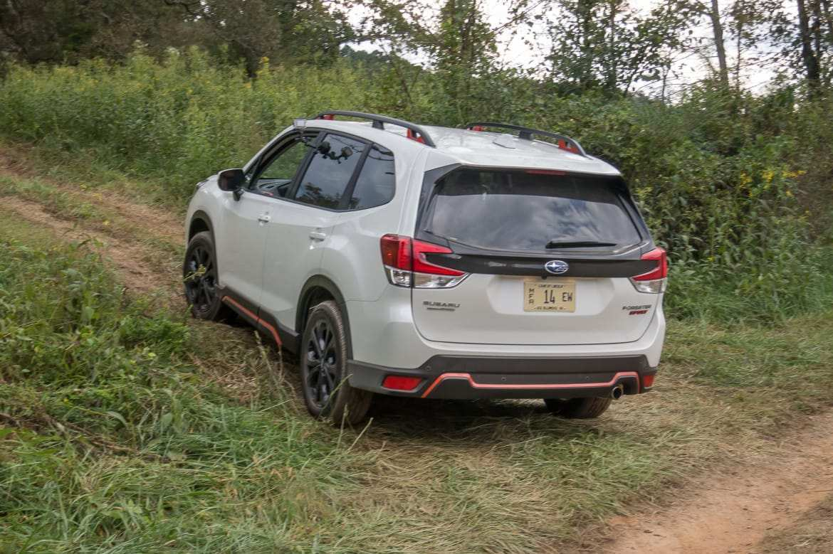 93 The Best 2019 Subaru Forester Sport 2 Model