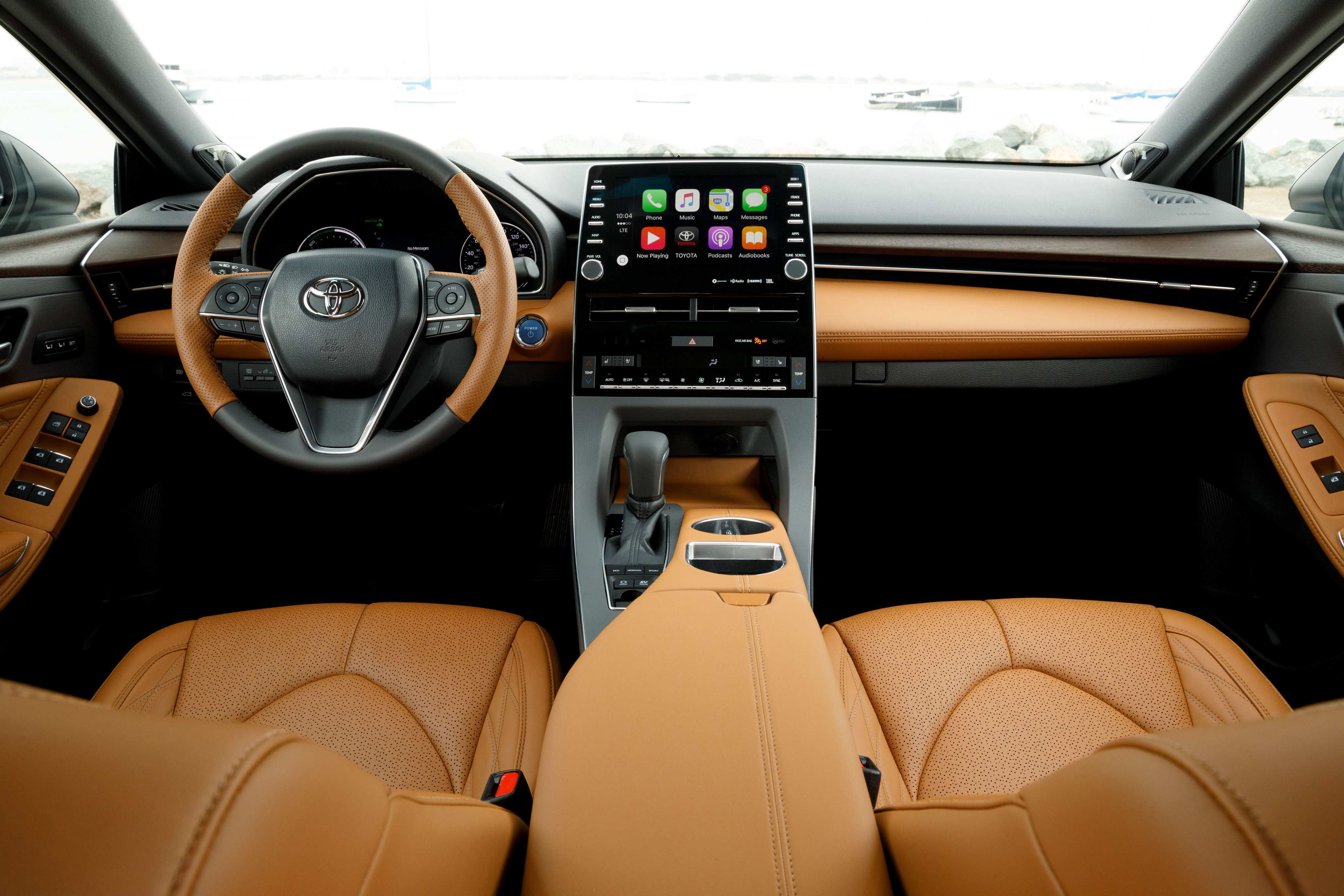 93 The Best 2019 Toyota Avalon Hybrid New Concept