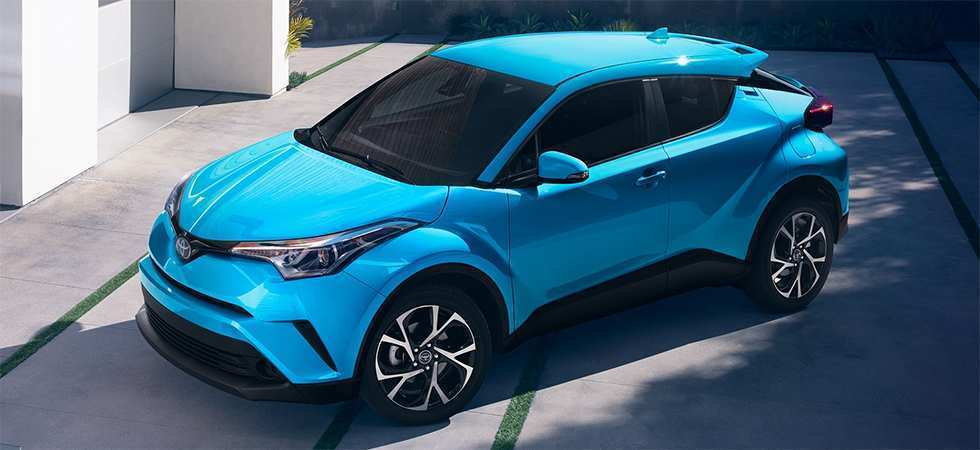 93 The Best 2019 Toyota C Hr Compact Style