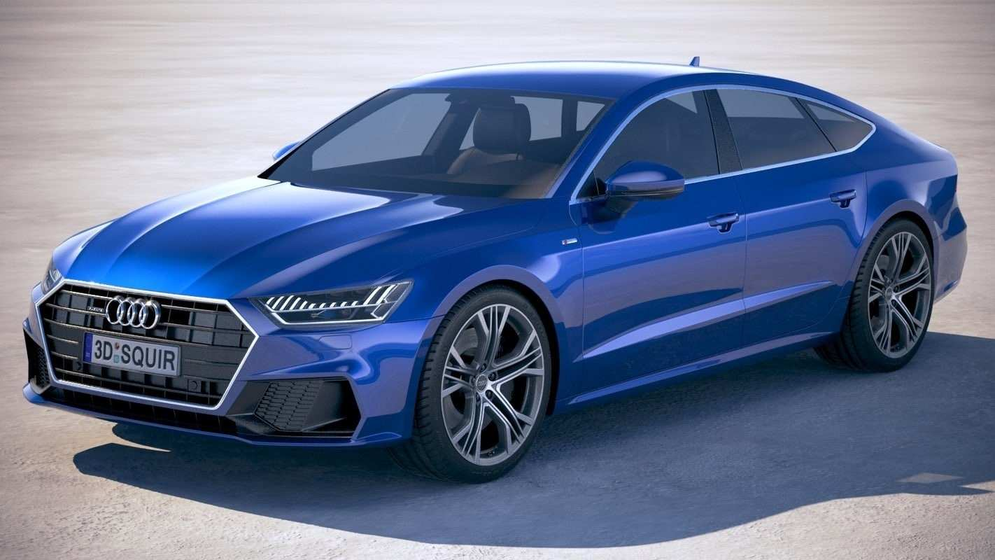 93 The Best 2020 Audi A7 Colors Pricing