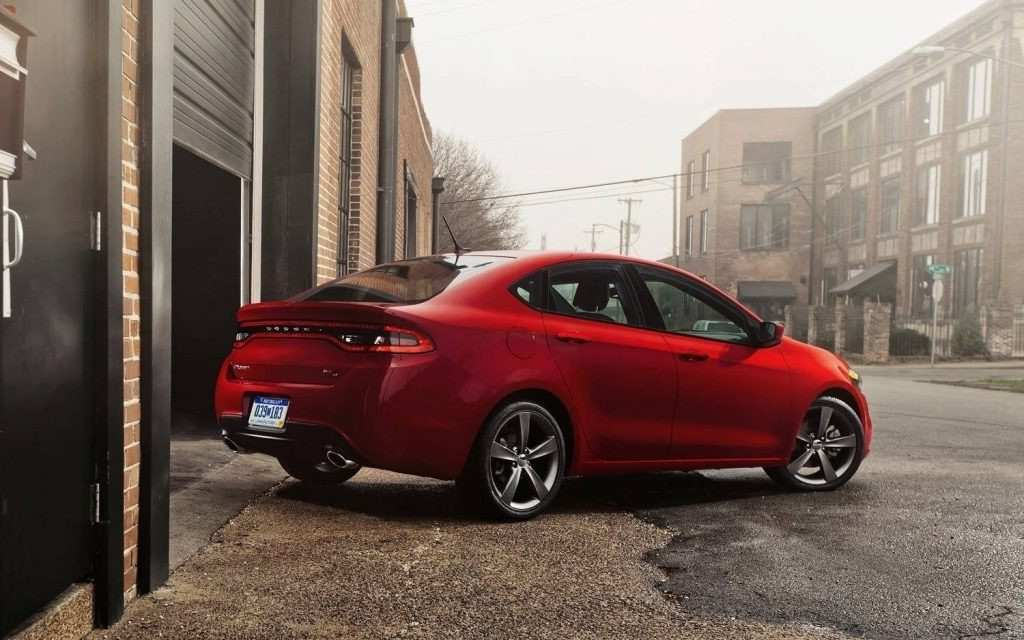 93 The Best 2020 Dodge Dart Srt4 Spesification