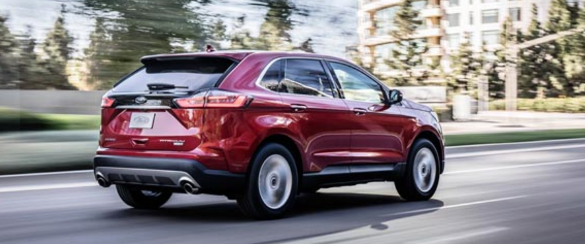 93 The Best 2020 Ford Edge Review And Release Date