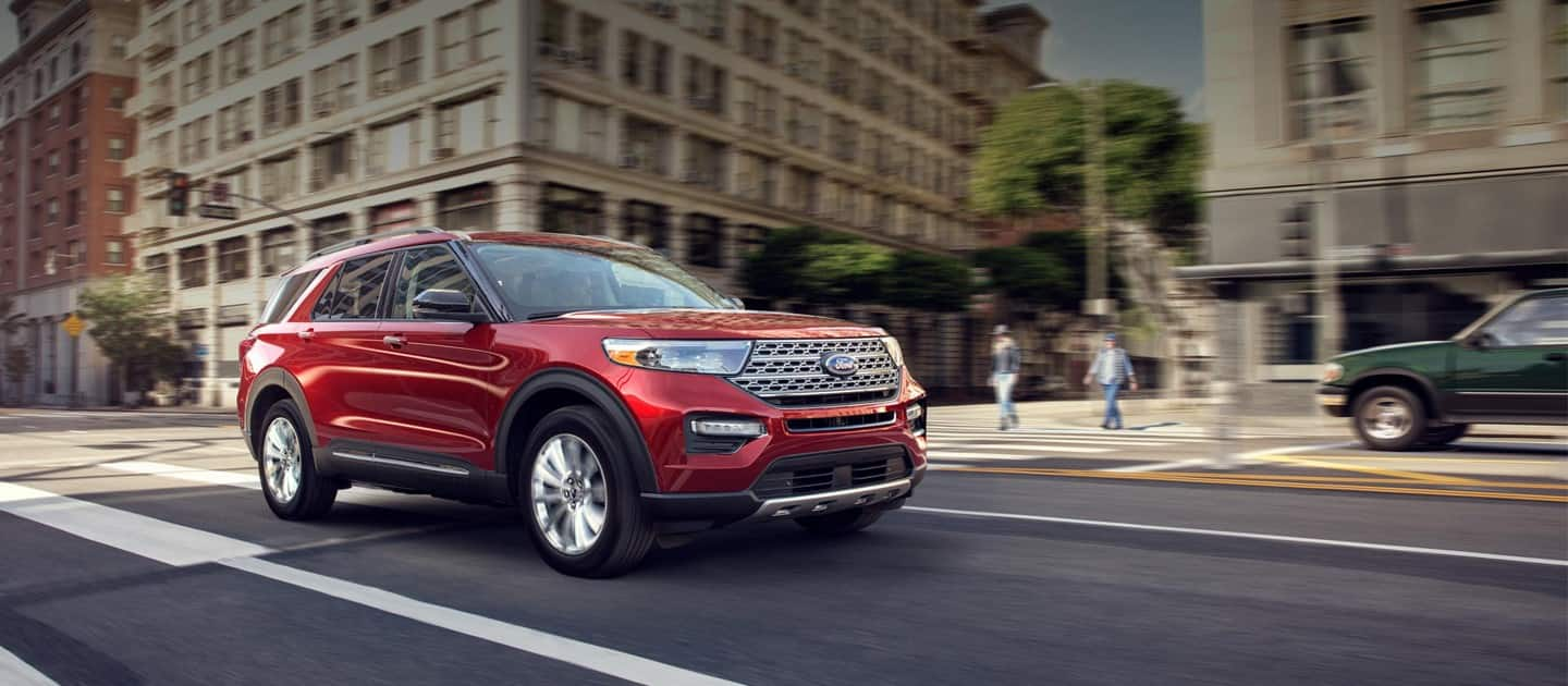93 The Best 2020 Ford Explorer Exterior And Interior