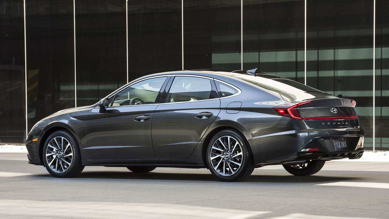 93 The Best 2020 Hyundai Sonata Build Redesign