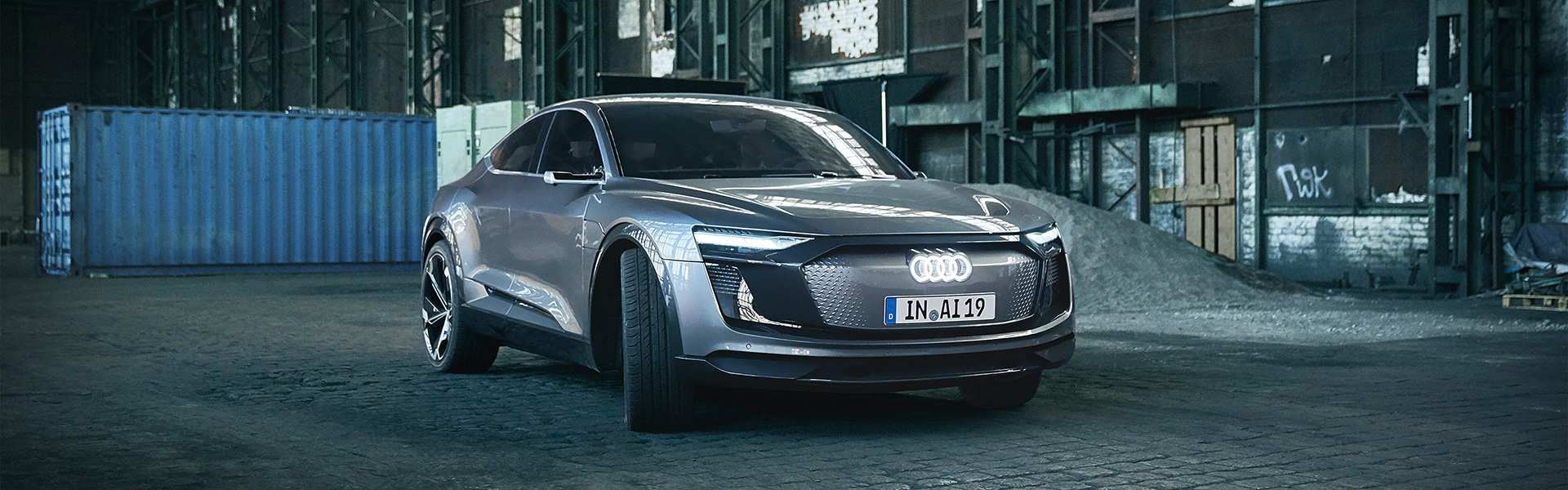93 The Best Audi E Tron Sportback 2020 New Review