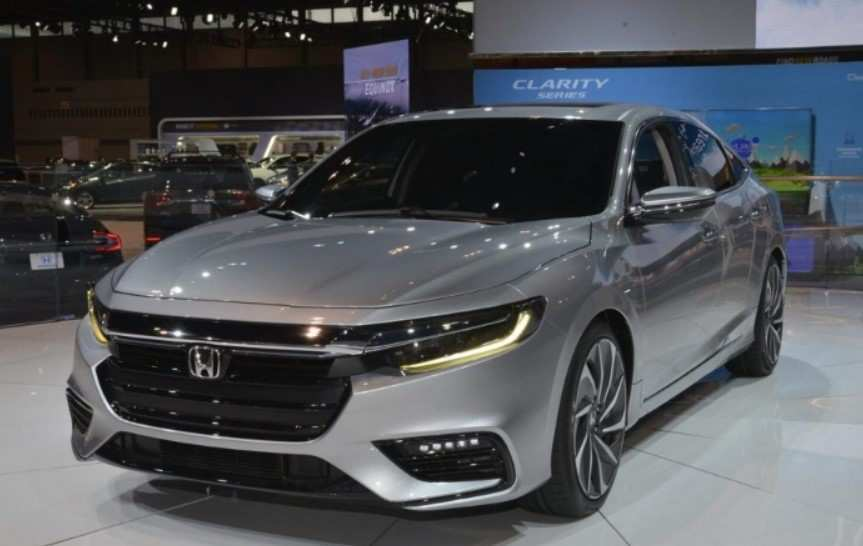93 The Best Honda Civic 2020 Model New Review