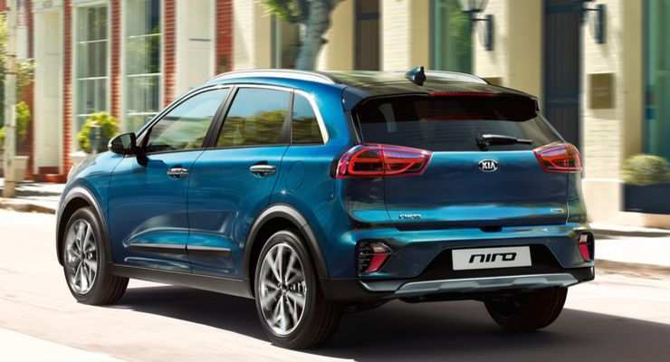 93 The Best Kia 2019 Niro Redesign And Review