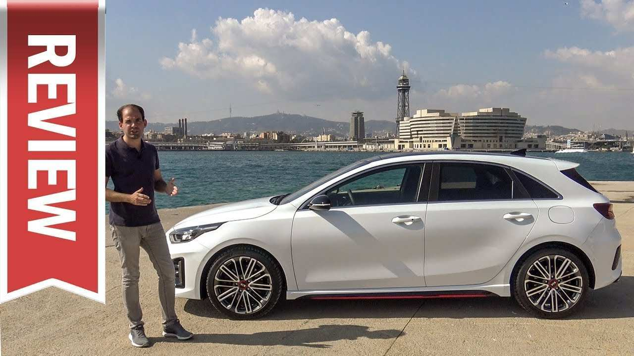 93 The Best Kia Ceed Gt 2019 Price And Release Date