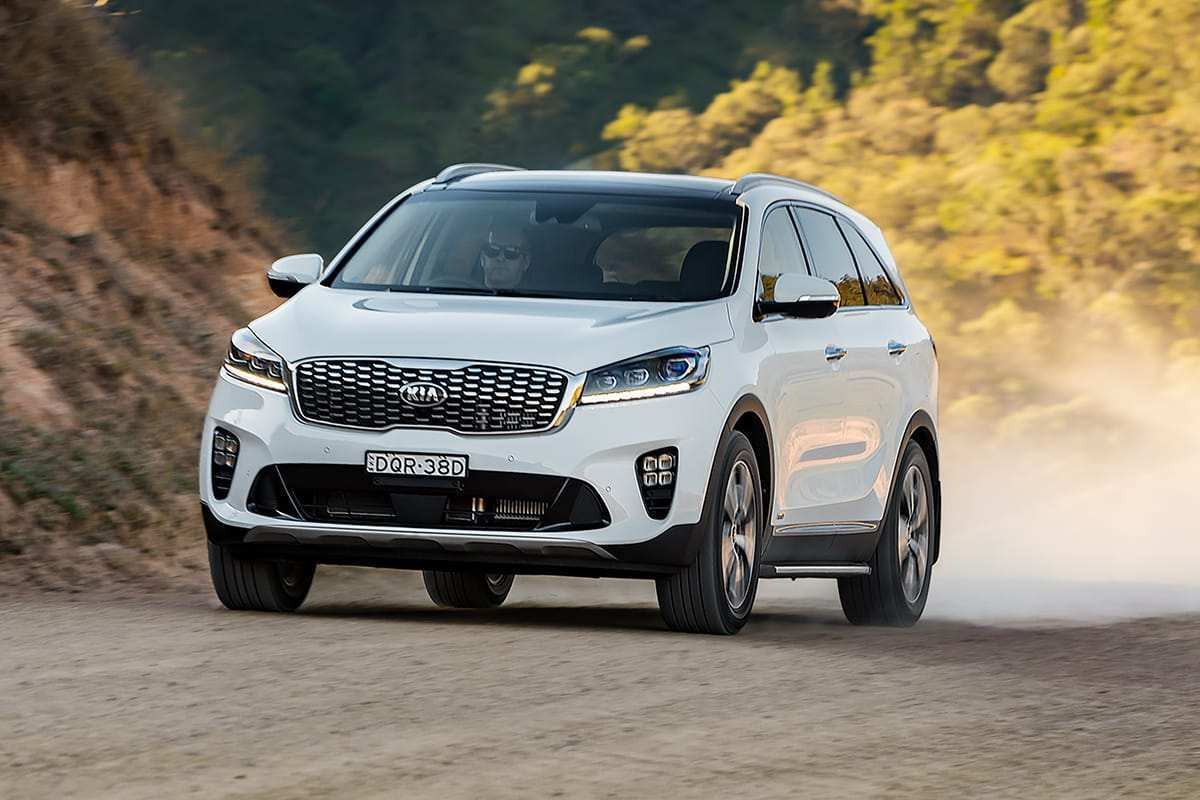 93 The Best Kia Sorento 2019 White Spesification
