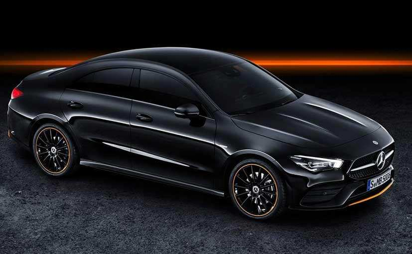 93 The Best Mercedes Cla 2019 Release Date Wallpaper