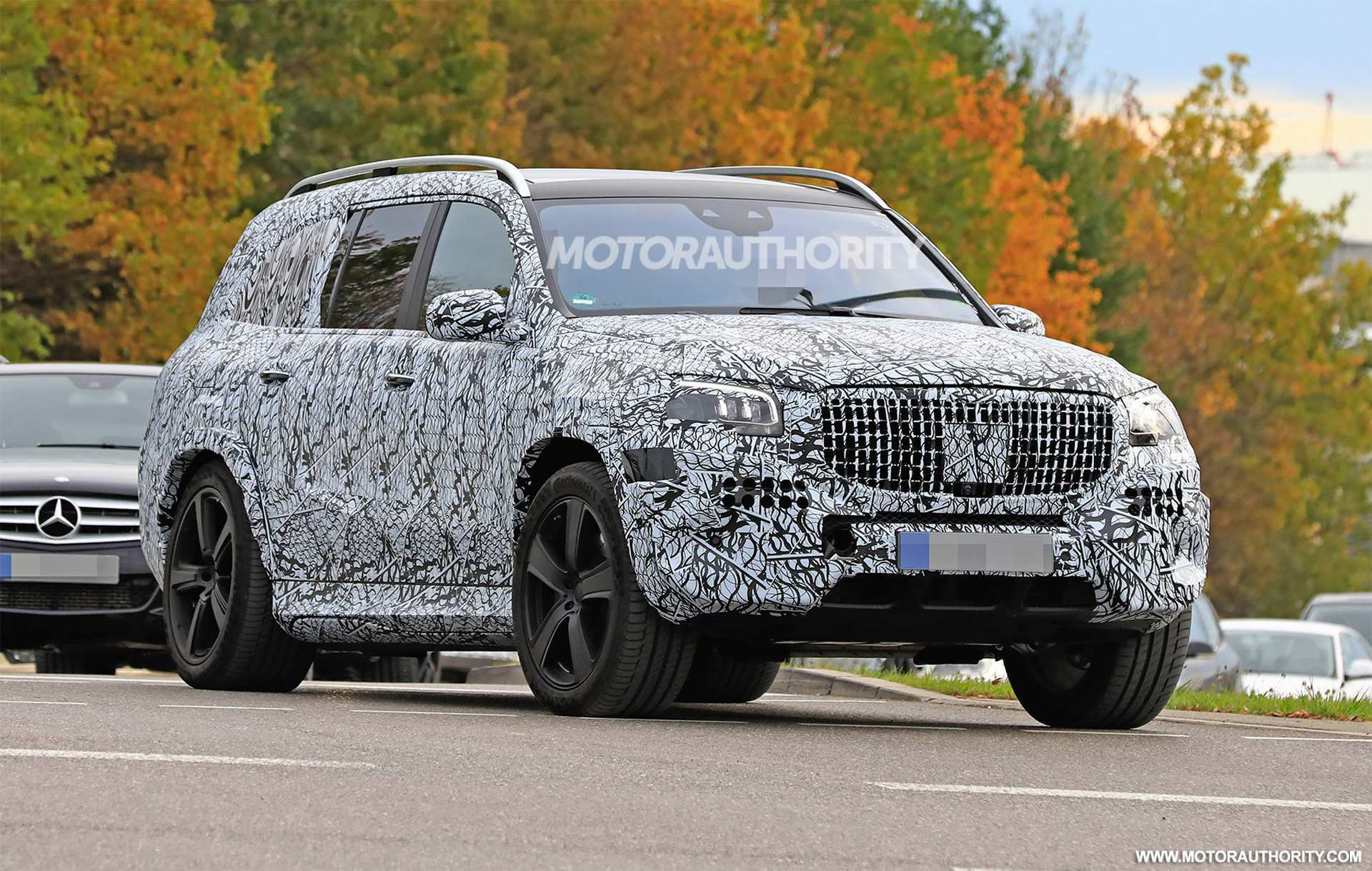 93 The Best Mercedes Maybach Gls 2019 New Review