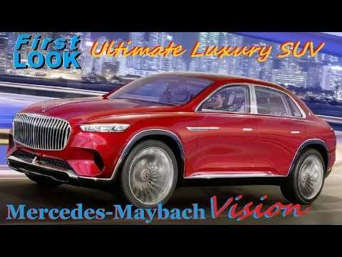 93 The Best Mercedes Maybach Suv 2019 Price Design And Review